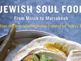 Summer of the Cookbook Giveaways: Jewish Soul Food by Janna Gur