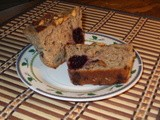 Cherry and Almond Loaf