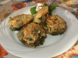 Quasado (Spinach Quiche without a Crust)