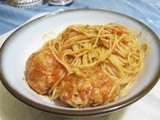 Dinner on the Fly: Spaghetti and Meatballs
