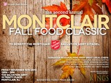 The Second Annual Montclair Fall Food Classic