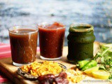 3 Must Have Chutneys for Ramzan