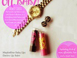 Beauty Crush: Maybelline Baby Lips Electro Lip Balm Collection