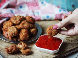 Crispy Chicken Bites - Two Ways