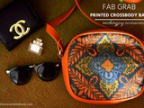 Fab Grab: Printed Crossbody Bag by Mockingjay