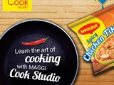 Maggi Cook Studio | Healthy Innovative Cooking with maggi
