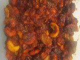 Chilli Shrimp / Chilli Prawn