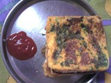 Indian French Toast Mummy's way (Guest Post - 4 By Supriya)