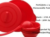 Microwavable Pudding Bowl Set Giveaway
