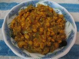 Ridge Gourd Chana Dal Curry