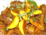 Spicy Mushroom Masala (Guest Post - 5 By Divya)