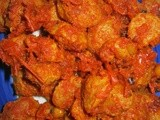 Spicy Soya Chunks/ Spicy Meal Maker
