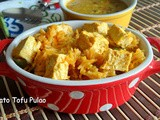 Tomato Tofu Pulao (Guest Post - 22 By Prabha)