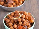 Aloo Chana Masala | Aloo Chole Recipe | Side Dish for Chapathi