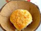 Coconut Rolls (No Eggs, No Butter)