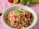 Couscous Salad | Summer Salad Recipes