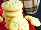 Eggless Saffron Cookies Recipe – Easy Cookie Recipes