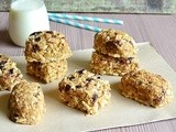 Homemade Healthy Chewy Granola Bars | The Easiest Granola Bars Ever