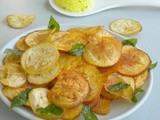 Homemade Vazhakkai Chips / Green Plantain Chips