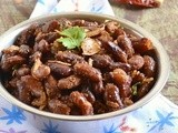 Rajma (Red Kidney Beans) Sundal Recipe | Navratri Sundal Recipes