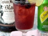 Blackberry Cream Soda