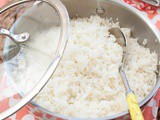 Perfect Stovetop White Rice