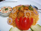 Chicken Tomato Rice Pilaf