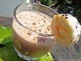 Coffee Banana Smoothie