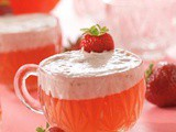 Easter Special-Strawberry Float Punch