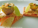 Fruit n Egg Crackers