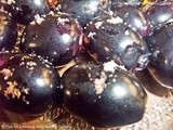 Salty And Spicy Black Plum