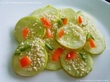 Sesame And Cucumber Salad