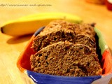 Wheat Banana and Dates Bread