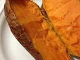 Guest Post:  Sweet Potato Biscotti