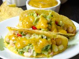 Chickpea Salad Tacos