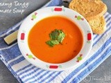 Creamy Tomato Soup Recipe| Easy Soup Recipes