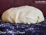 Diy Quick Pizza Dough Recipe |WYeast Bread Recipes