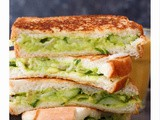 Guacamole Sandwich Recipe + Watch The Video