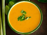 Squash Soup With Asian Flavors