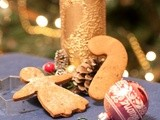 Gingerbread cookies e... Buon Natale