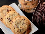 Chocolate chunky cookies i preferiti di g