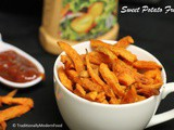 Crispy Baked French Sweet Potato Fries