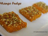 Microwave Mango Fudge