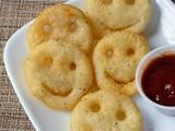Potato Smiley – Guest post from Mullai