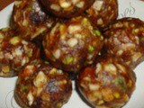 Dates Ladoo | Dates and Dry Fruits Laddu Recipe