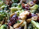 Broccoli Cherry Salad