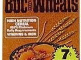 Buckwheat Sourdough Pancakes, 70's Cereal