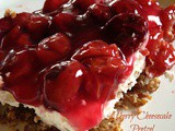 Cherry Cheesecake Pretzel Dessert/Salad