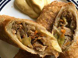 Chicken or Turkey Egg Rolls