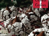 Chocolate Crinkle Blossoms